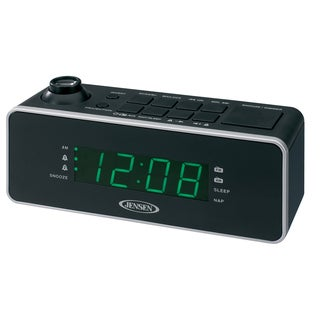Spectra Mechandising JCR-235 Dual Alarm Projection Clock Radio