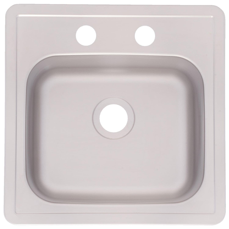 Foghorn Press FBS602N Stainless Steel (Silver) Bar Sink (...
