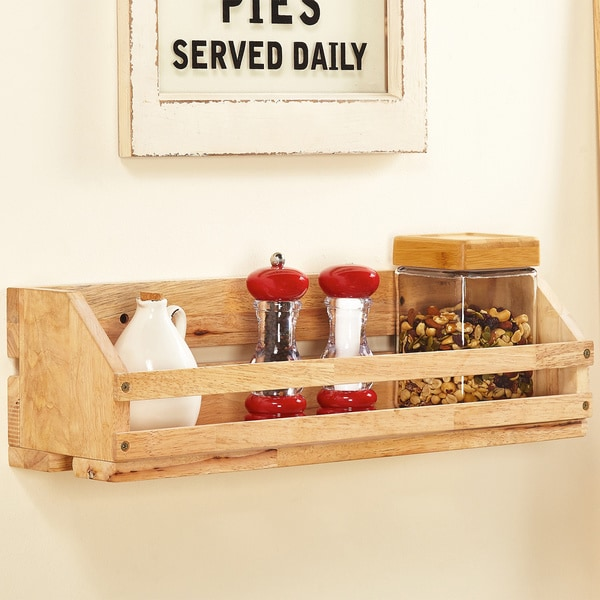 Simple Living Stable Wall Basket