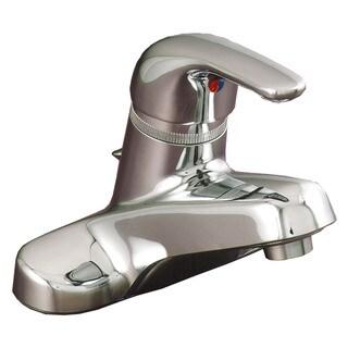 LDR 952-22305CP Chrome Exquisite Single Handle Lavatory Faucet