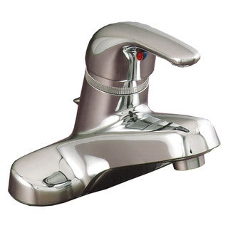 LDR 952-22305CP Chrome Exquisite Single Handle Lavatory Faucet