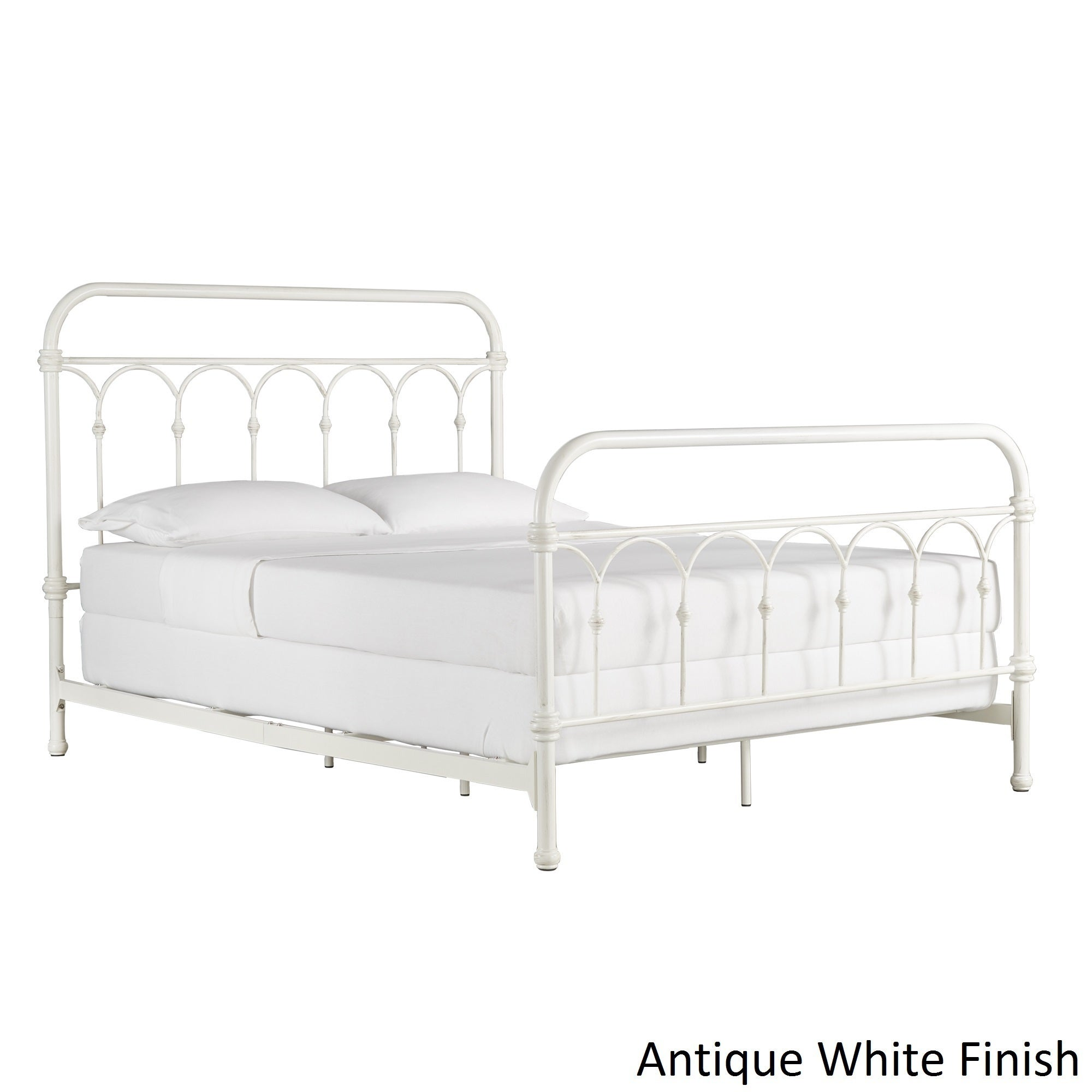 Mercer Casted Knot Metal Bed by iNSPIRE Q Classic (Antiqu...