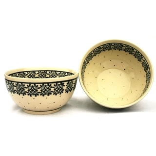 Stoneware Cereal Bowl (Poland)