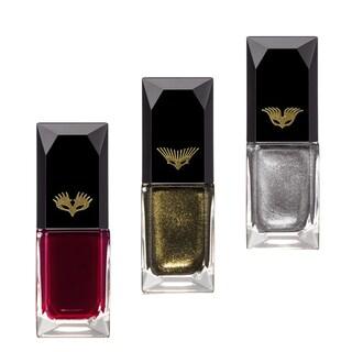 Cle De Peau Beaute Collection Bal Masque Nail Lacquer Trio