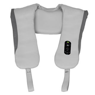 Prospera bYoung Neck and Shoulder Massager, with Shoulder Width Adjustable, and Power Percussion