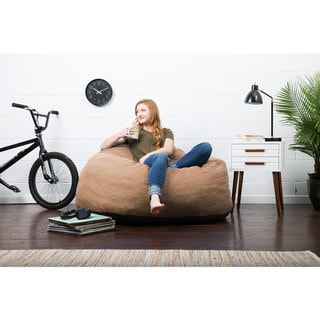 Brown Kids Bean Bag Chairs Shop The Best Deals For