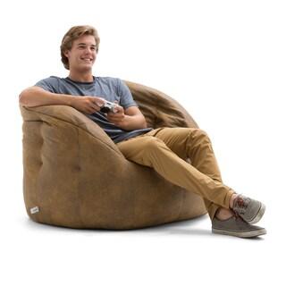 Big Joe Lux Large Milano Blazer Bean Bag Chair, Multiple Colors