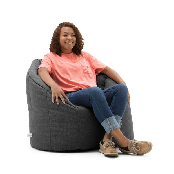 Amazing Shop Big Joe Lux Union Milano Bean Bag Chair Multiple Ibusinesslaw Wood Chair Design Ideas Ibusinesslaworg