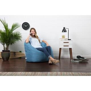 Big Joe Lux Union Milano Bean Bag Chair, Multiple Colors