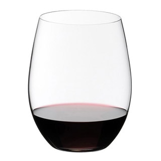 Link to Riedel O Clear Crystal Cabernet/Merlot Wine Tumbler (Set of 2) Similar Items in Glasses & Barware