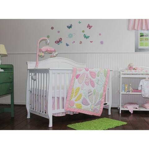 Nurture Crazy Daisy 3 Piece Nursery Bedding Collection