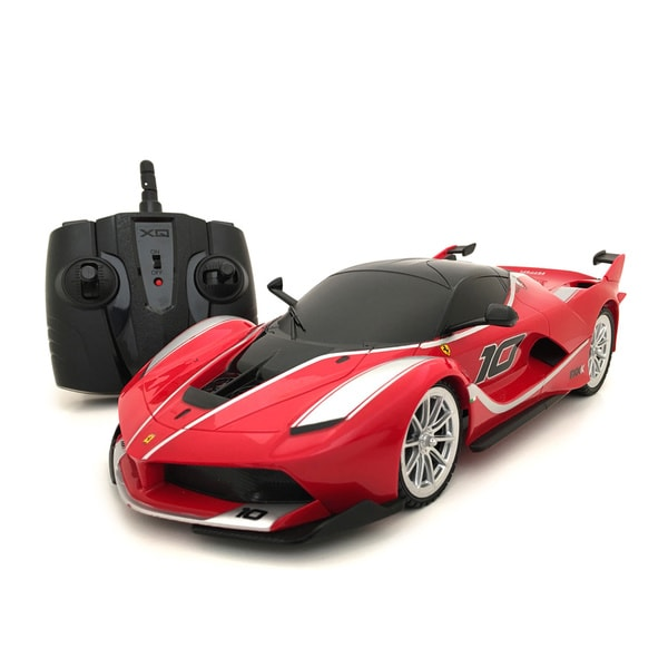 Shop 2.4 GHz Remote Control 1:18-scale Ferrari FXX-K Multi