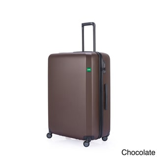 Lojel Rando Expandable 30-inch Large Hardside Upright Spinner Suitcase