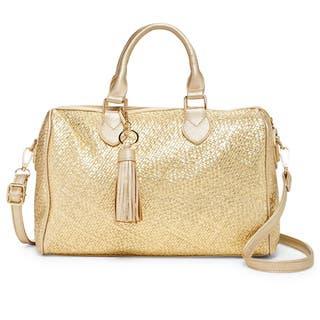 Pink Haley Layla Faux Leather Satchel Handbag|https://ak1.ostkcdn.com/images/products/12927859/P19681141.jpg?impolicy=medium