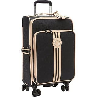 Guess Nona Collection 20-inch Carry-on Spinner Upright Suitcase|https://ak1.ostkcdn.com/images/products/12927864/P19681144.jpg?impolicy=medium