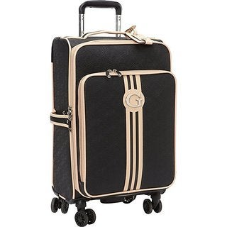 Guess Nona Collection 20-inch Carry-on Spinner Upright Suitcase