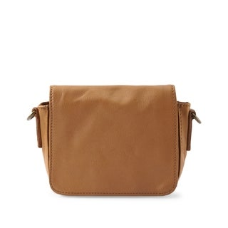 Liebeskind LiciaA Vintage Cognac Leather Crossbody Handbag