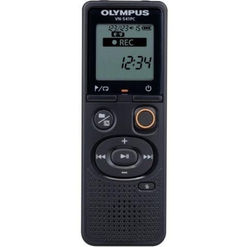 Olympus VN-541PC 4GB Digital Voice Receoder