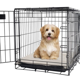 Link to PETMAKER Self Warming Thermal Pet Crate Pad Similar Items in As Is