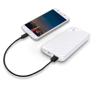 LAX 40000mAh External Battery Power Bank for iPhone and iPad and Samsung Galaxy S7