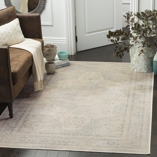 Francis Beige Blue Rug 3 3 X 5 3 Free Shipping Today