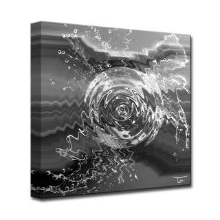 Ready2HangArt  'Aqueous Trance XXII' by Tristan Scott Canvas Art