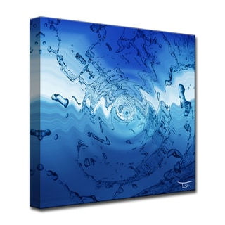 Ready2HangArt  'Aqueous Trance XXI' by Tristan Scott Canvas Art