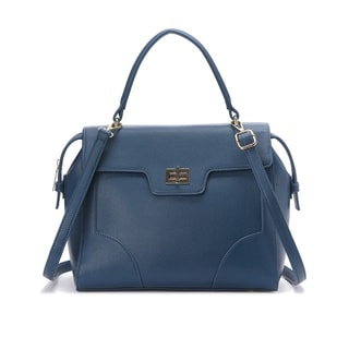 Pink Haley Heather Top-handle Satchel Handbag