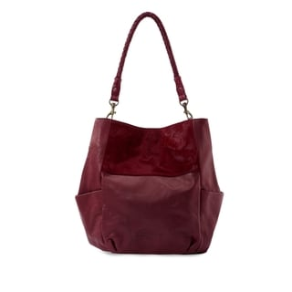 Liebeskind Berlin Women's Jeany Leather Hobo Handbag