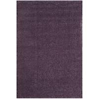 Safavieh Arizona Shag Southwestern Purple Rug - 8' x 10'