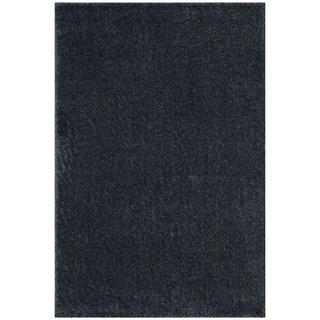 Safavieh Arizona Shag Southwestern Blue Rug (9' x 12')