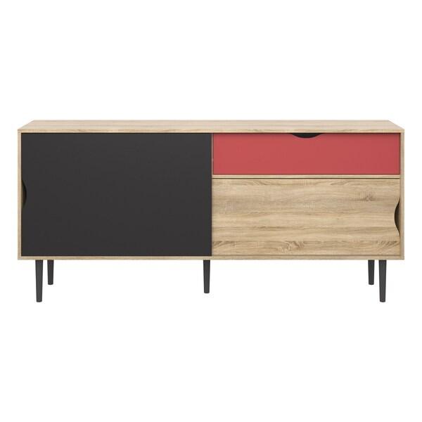 Carson Carrington Turpin Three-tone Finish Wood Sideboard