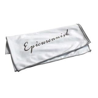 Epicureanist Microfiber Glassware Cloth 6 Pack