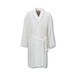 Bamboo Robe, Extremely Durable Bamboo Material - Robes, White