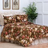 Koren 3-piece Full/Queen Size Quilt Set