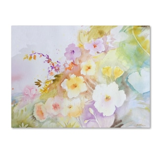Sheila Golden 'Garden Magic' Canvas Art