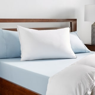 Nikki Chu White Goose Down Pillow