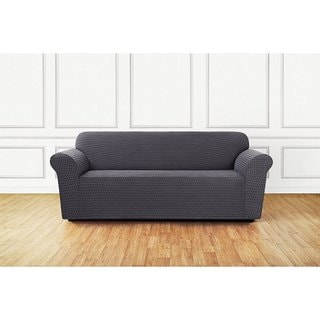 Sure Fit Stretch Sonya 1 Piece Sofa Cover