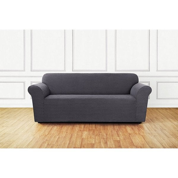 Exceptionnel Sure Fit Stretch Sonya 1 Piece Sofa Cover