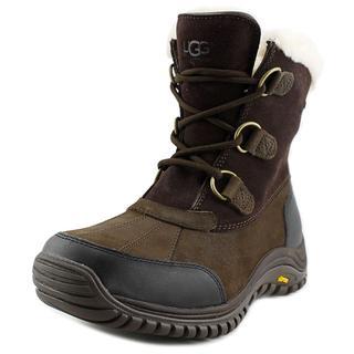 Ugg Australia Women's 'Ostrander' Brown Leather Boots