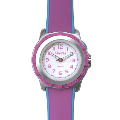 Dakota Kids Mini Moonglow Sting Ray Watch