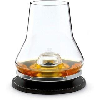 Peugeot Les Impitoyables Collection Black Glass Whiskey-tasting Set