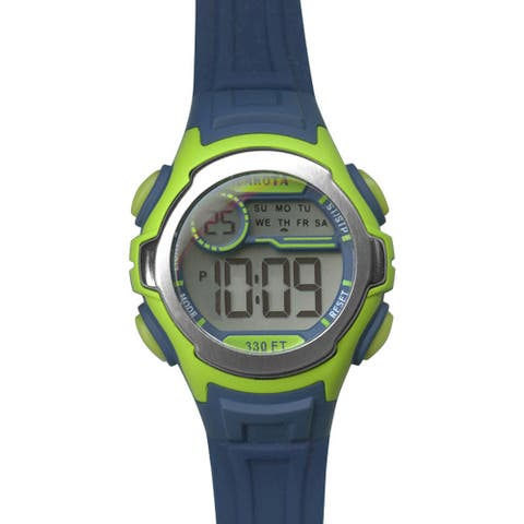 Dakota Kids Digital Sting Ray Sport Watch
