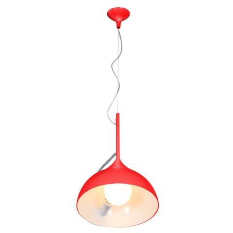 Access Lighting Magneto 1-light Red Pendant