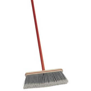 "Harper 10804A 12"" Grey Fill Broom"