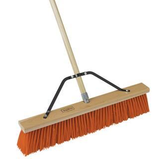 "Harper 589618 18"" Orange Broom Head https://ak1.ostkcdn.com/images/products/12933213/P19685709.jpg?impolicy=medium"