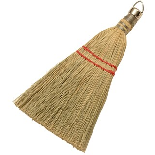 "Laitner Brush Company 10779 10"" Corn Whisk Broom"