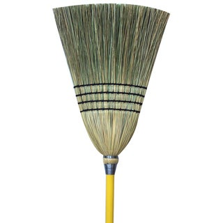Laitner Brush Company 466 Economy Household Corn Broom