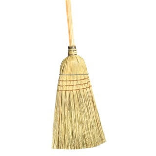 "DQB Industries 08522 17"" Warehouse Corn Broom"