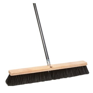 "DQB Industries 09960 18"" All Purpose Push Broom"